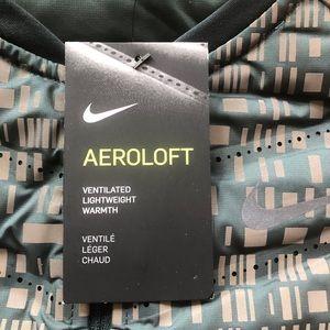 Nike aeroloft ventilated running vest xs